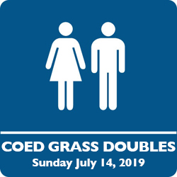 Coed Grass Doubles Registration