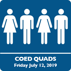 Coed Quads Registration