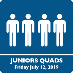 Juniors Quads Registration