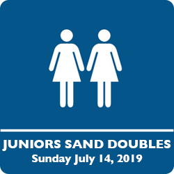 Juniors Sand Doubles Registration