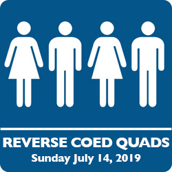 Reverse Coed Quads Registration